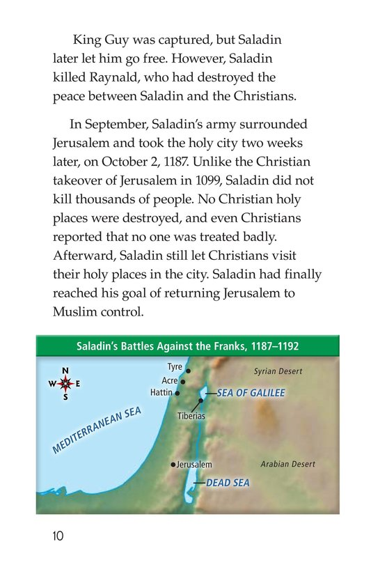 Book Preview For Saladin Page 10