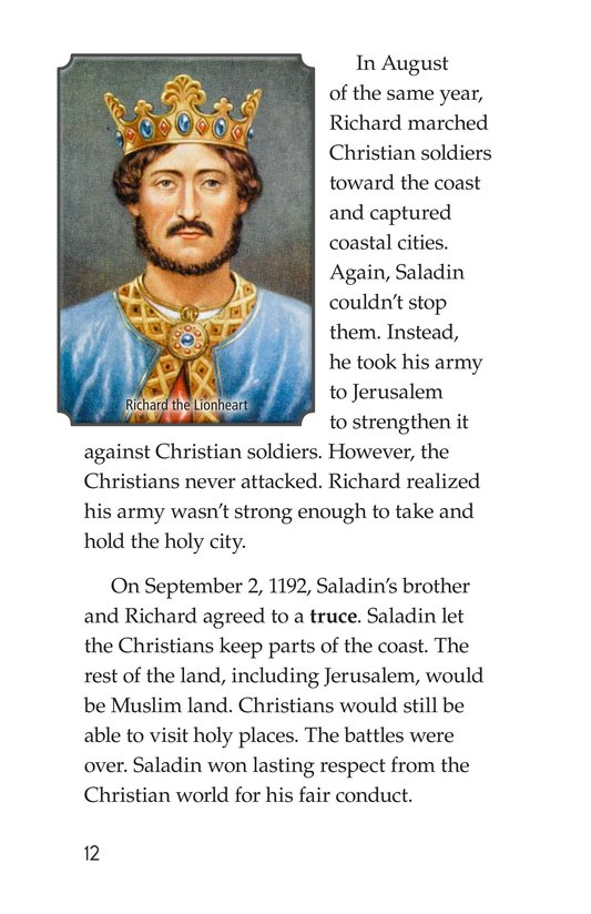 Book Preview For Saladin Page 12