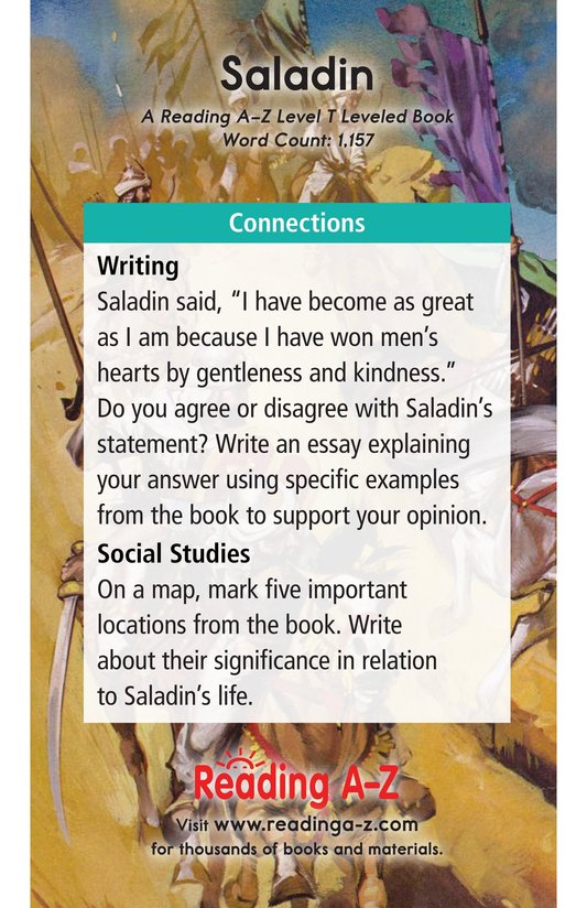 Book Preview For Saladin Page 17
