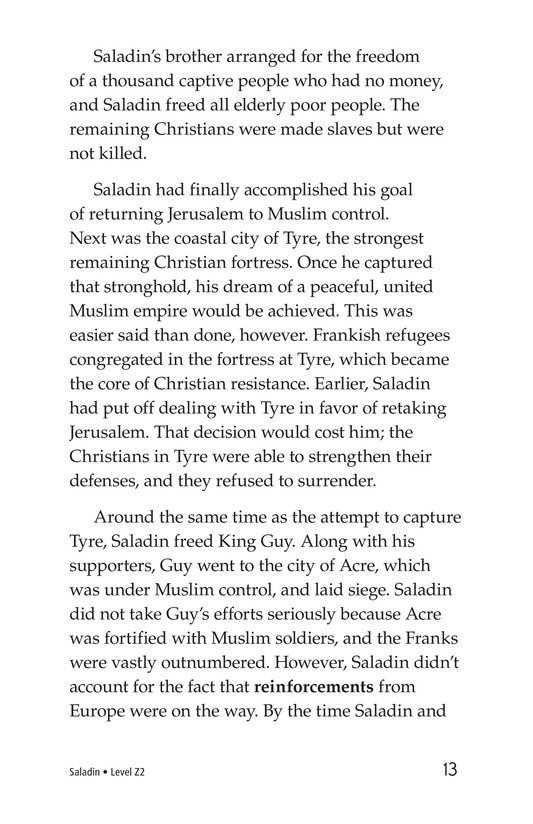 Book Preview For Saladin Page 13