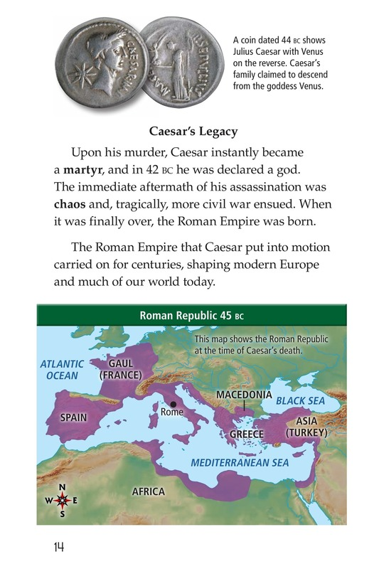 Book Preview For Julius Caesar Page 14