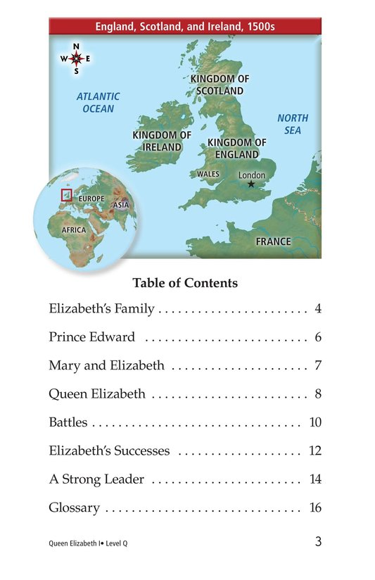 Book Preview For Queen Elizabeth I Page 3