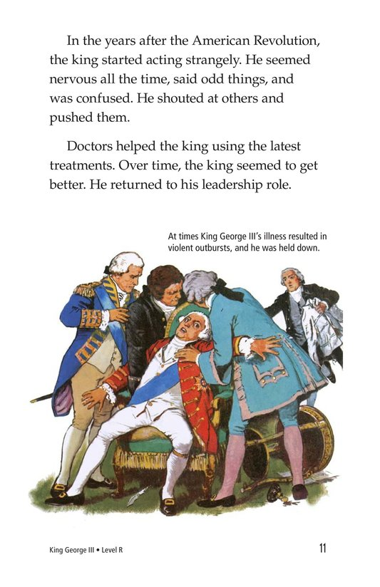Book Preview For King George III Page 11