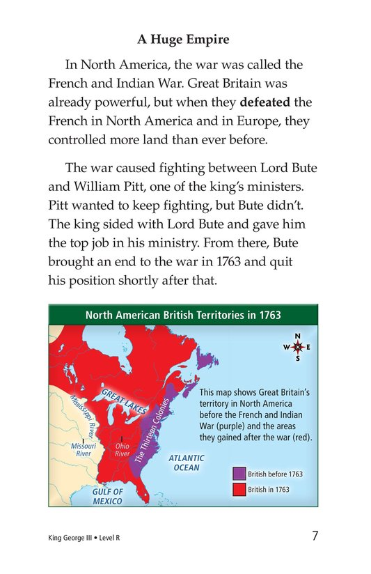 Book Preview For King George III Page 7