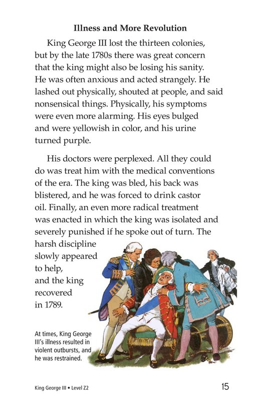 Book Preview For King George III Page 15