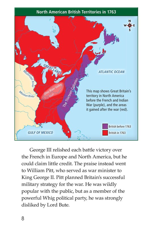Book Preview For King George III Page 8