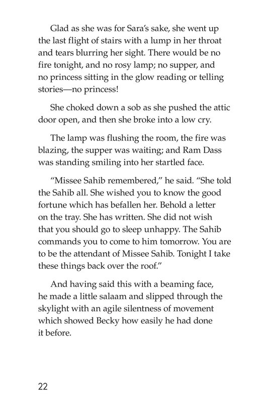 Book Preview For A Little Princess (Part 21) Page 22