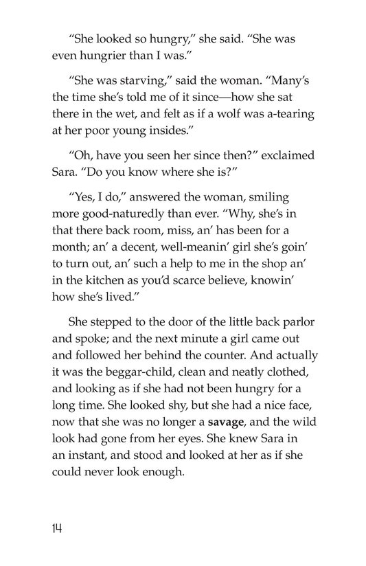 Book Preview For A Little Princess (Part 22) Page 14