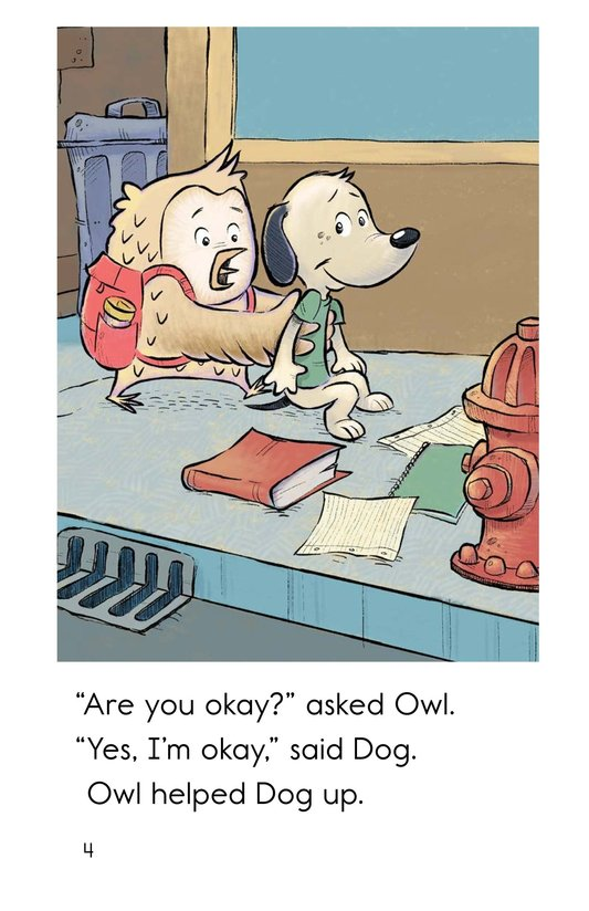 Book Preview For Are You Okay? Page 4