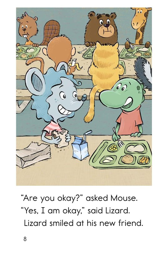 Book Preview For Are You Okay? Page 8