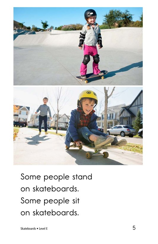 Book Preview For Skateboards Page 5