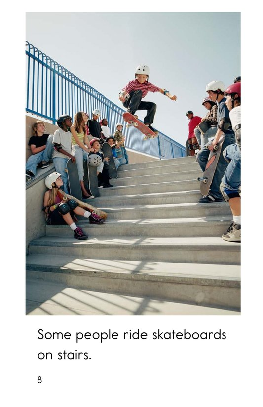 Book Preview For Skateboards Page 8