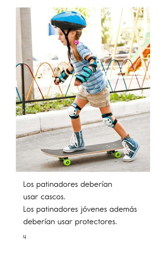Book Preview For Skateboards Page 4