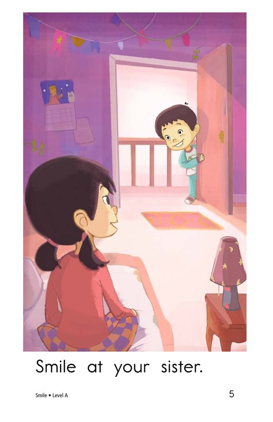 Book Preview For Smile Page 5