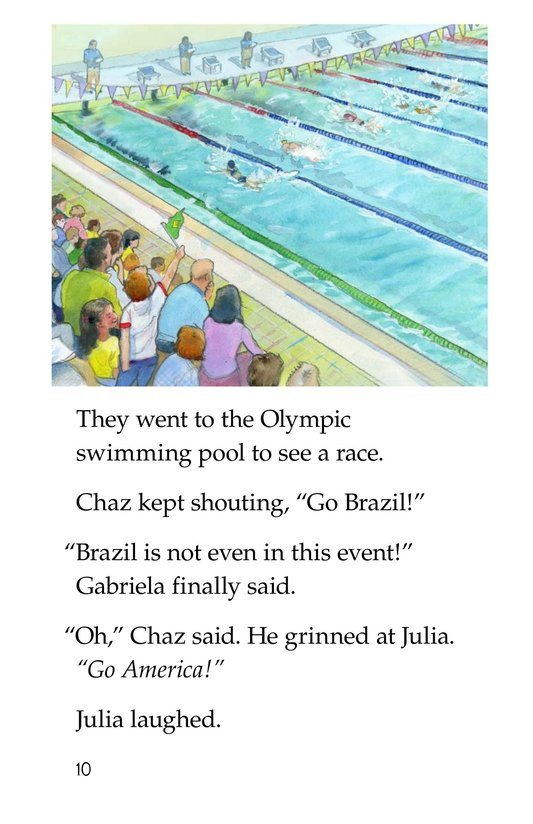 Book Preview For A Trip to Rio Page 10