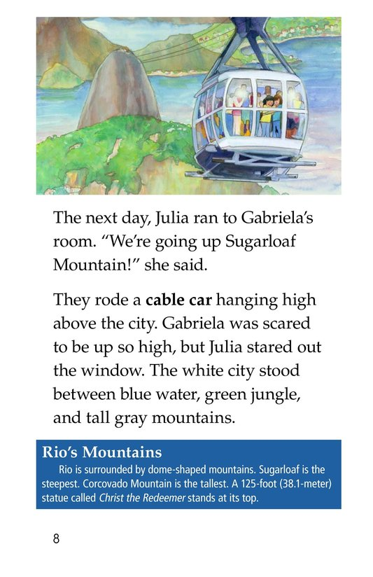 Book Preview For A Trip to Rio Page 8