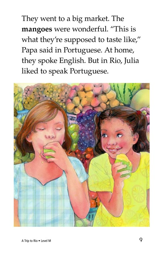 Book Preview For A Trip to Rio Page 9