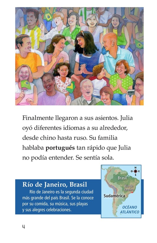 Book Preview For A Trip to Rio Page 4