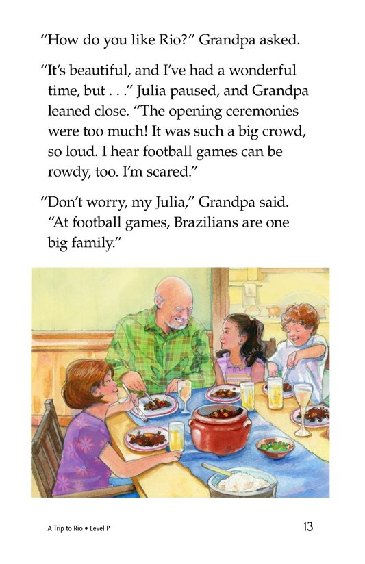 Book Preview For A Trip to Rio Page 13