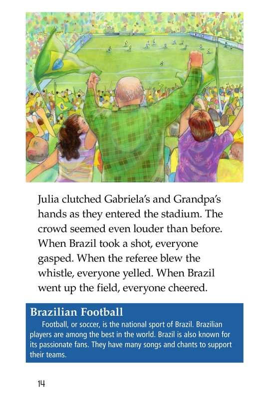 Book Preview For A Trip to Rio Page 14