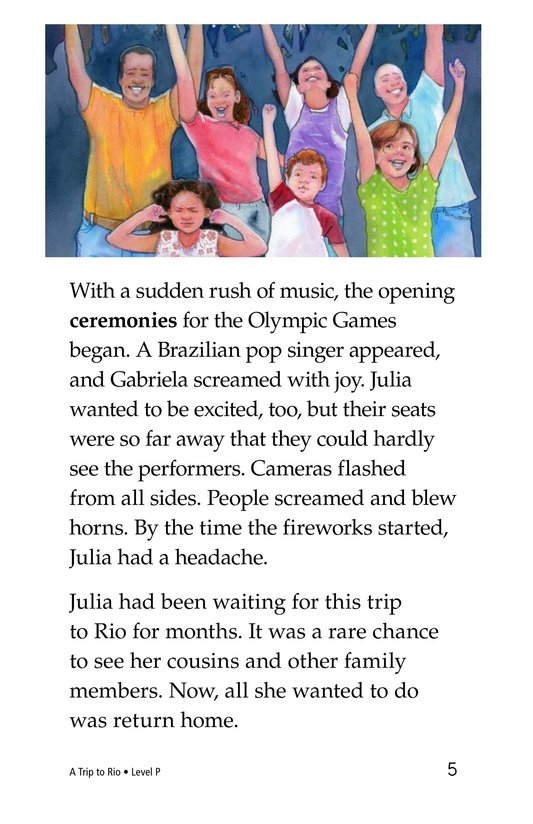 Book Preview For A Trip to Rio Page 5