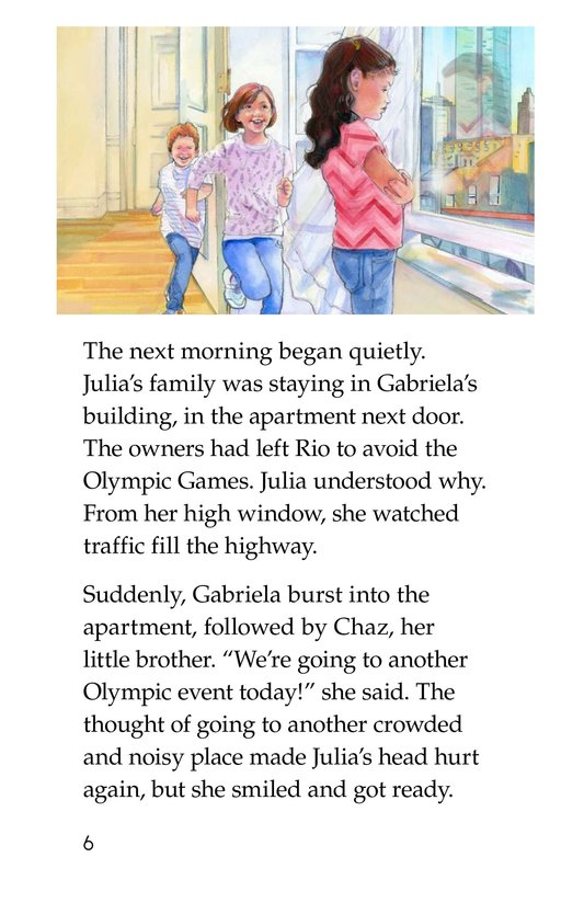 Book Preview For A Trip to Rio Page 6