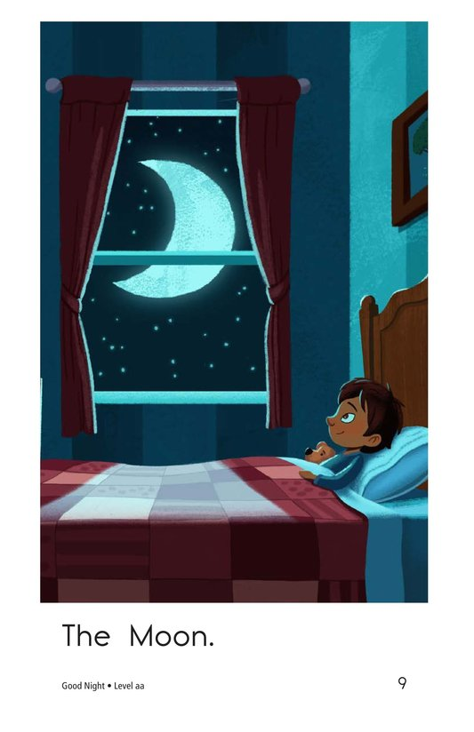 Book Preview For Good Night Page 9