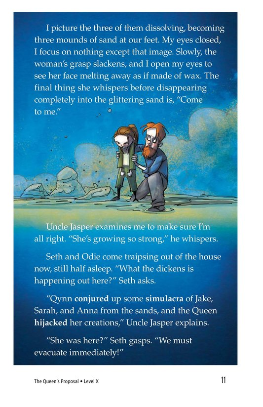 Book Preview For The Queen's Proposal Page 11