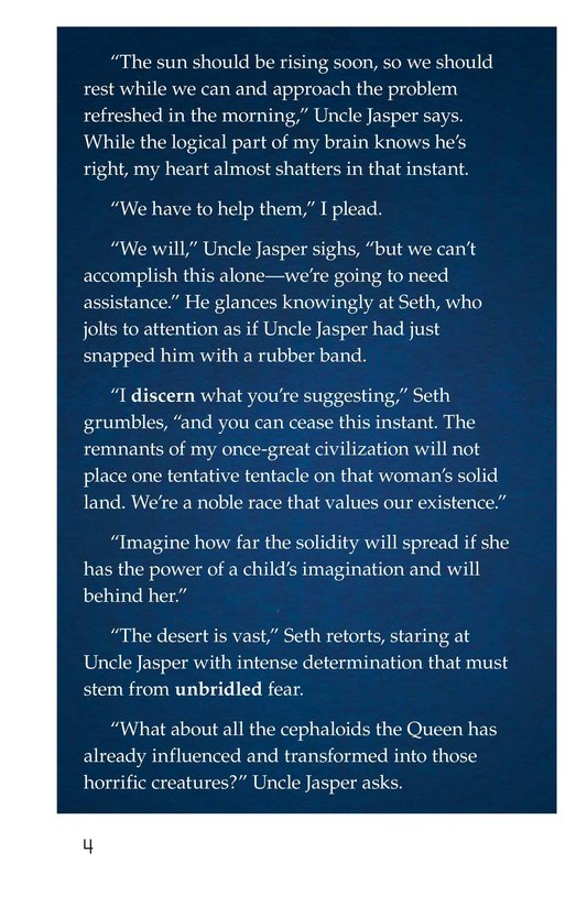 Book Preview For The Queen's Proposal Page 4