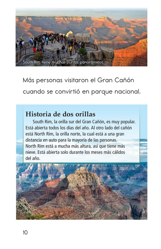 Book Preview For The Grand Canyon Page 10
