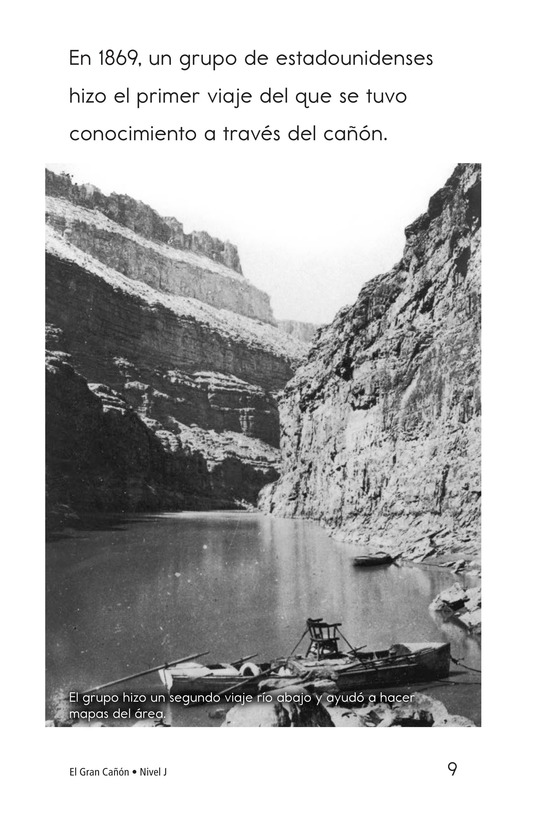 Book Preview For The Grand Canyon Page 9