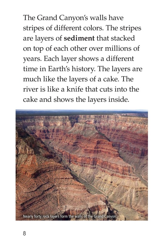 Book Preview For The Grand Canyon Page 8