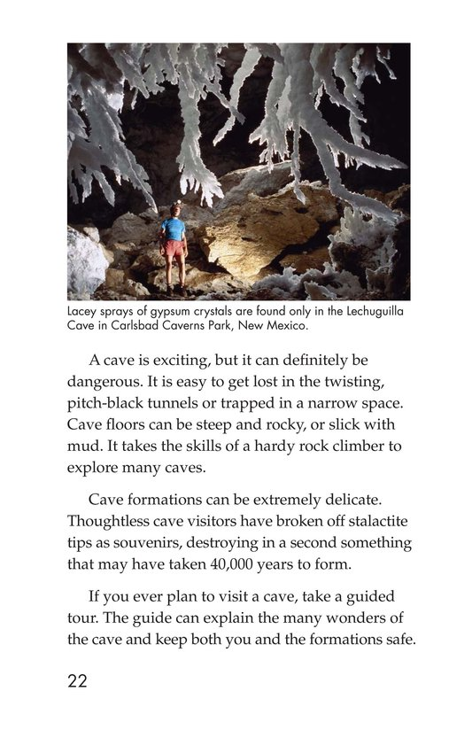 Book Preview For Mysterious Caves Page 22