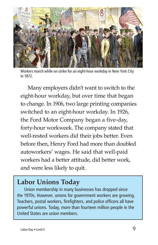 Book Preview For Labor Day Page 9