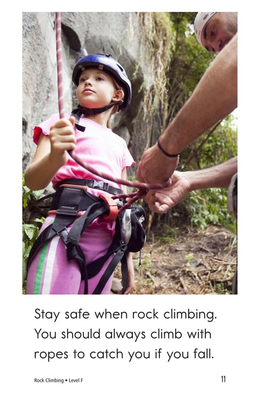 Book Preview For Rock Climbing Page 11