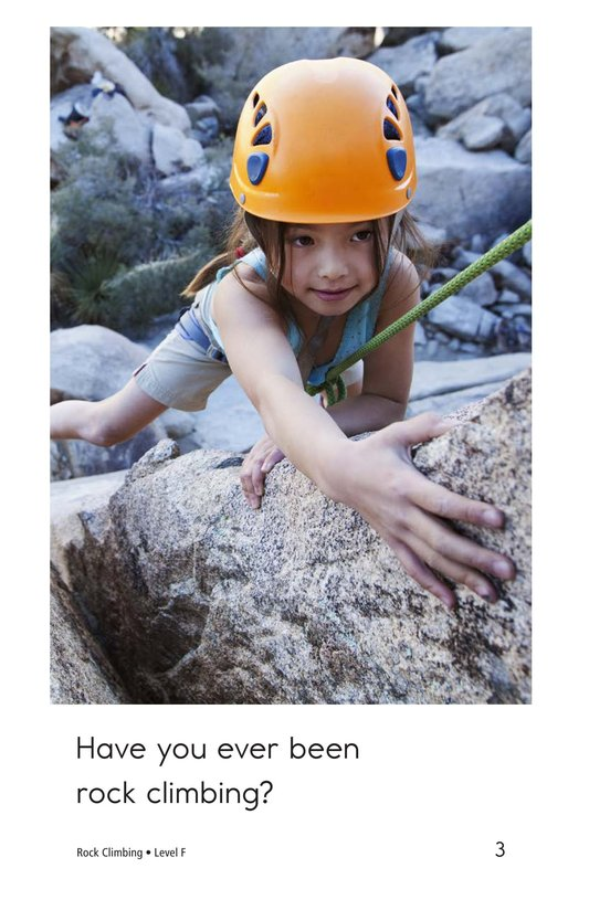 Book Preview For Rock Climbing Page 3