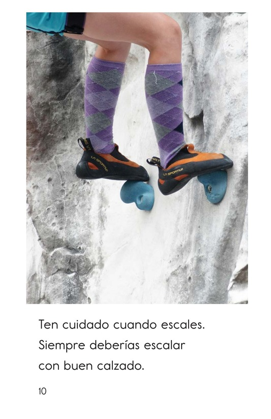 Book Preview For Rock Climbing Page 10