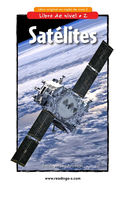Book Preview For Satellites Page 1