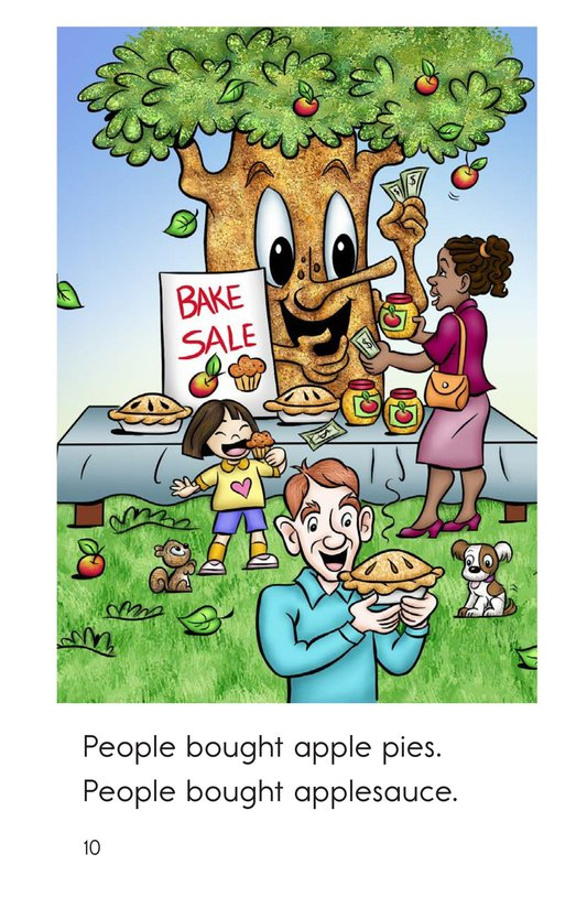 Book Preview For Bake Sale Page 10