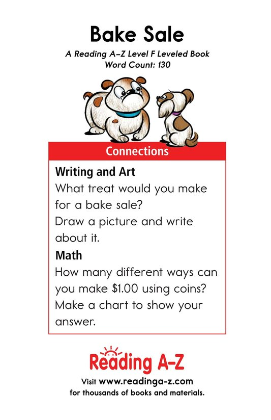 Book Preview For Bake Sale Page 13