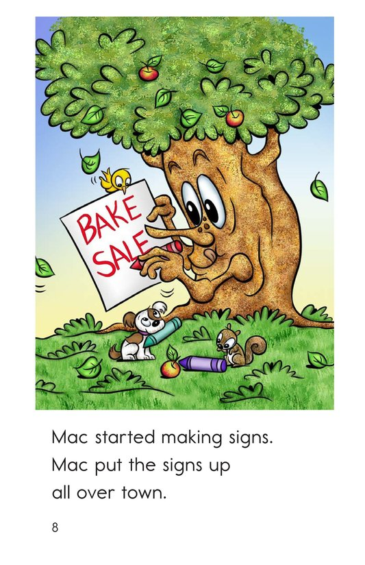 Book Preview For Bake Sale Page 8