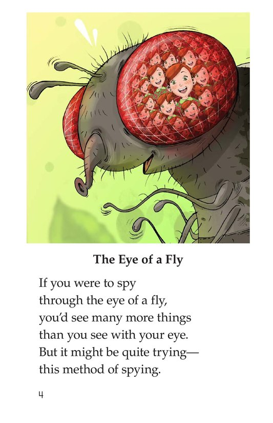 Book Preview For Bug Me! Page 4