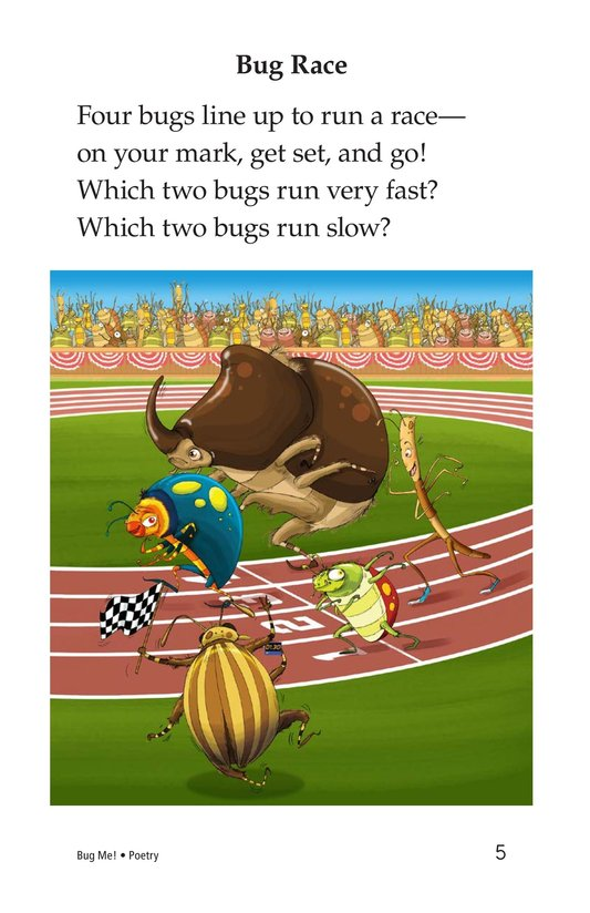 Book Preview For Bug Me! Page 5