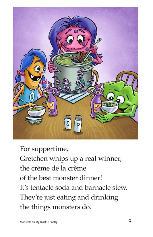 Book Preview For Monsters on My Block Page 9