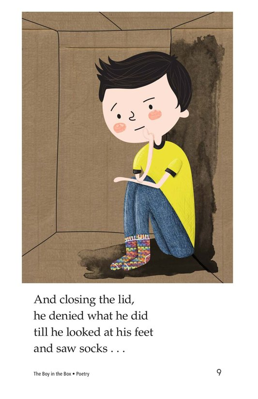 Book Preview For The Boy in the Box Page 9