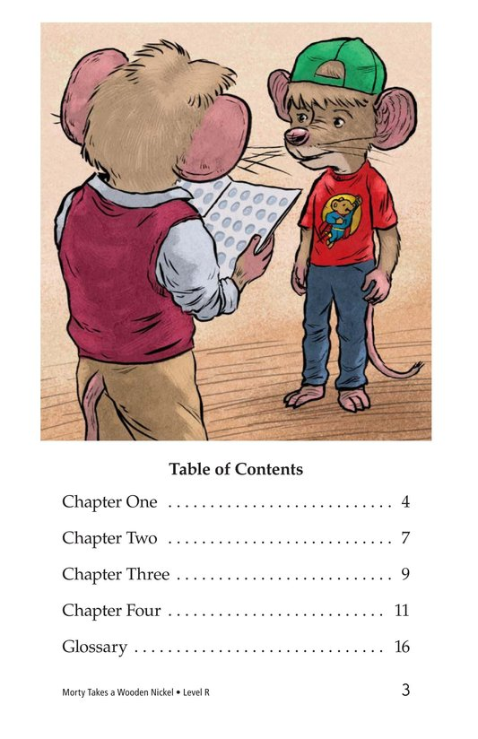 Book Preview For Morty Takes a Wooden Nickel Page 3