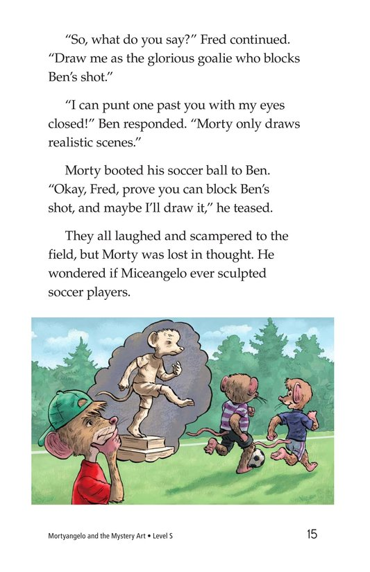 Book Preview For Mortyangelo and the Mystery Art Page 15