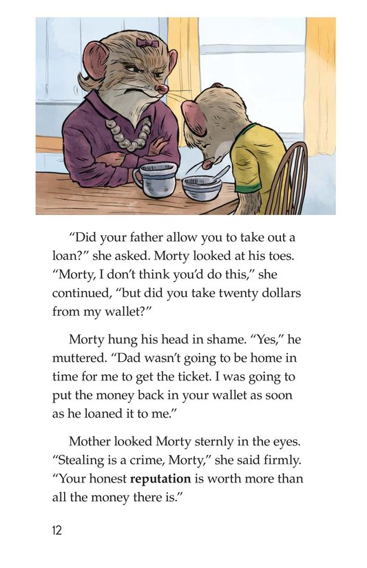 Book Preview For Morty and the Monster Truck Madness Page 12