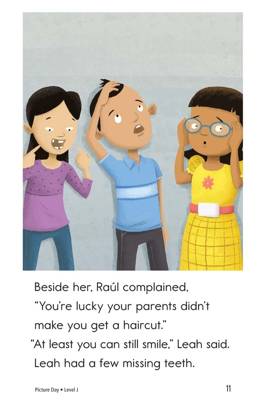 Book Preview For Picture Day Page 11