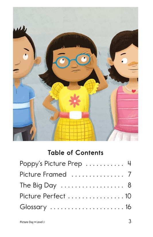Book Preview For Picture Day Page 3
